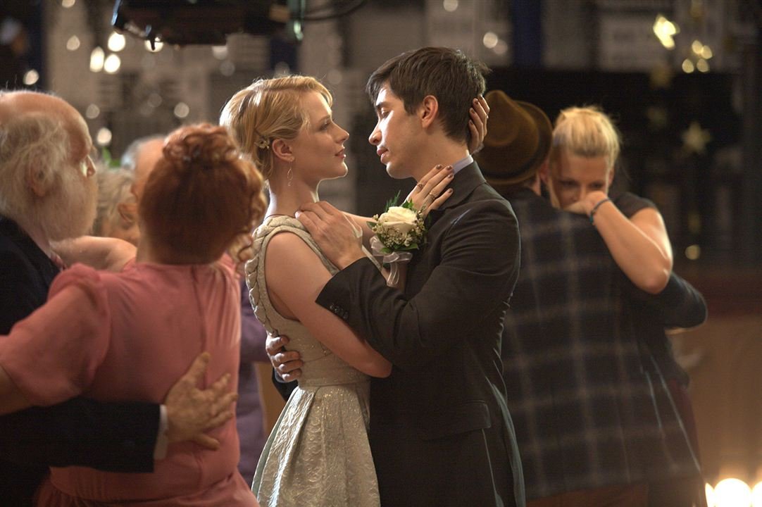 Una historia de amor: Justin Long, Evan Rachel Wood