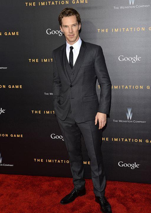 The Imitation Game (Descifrando Enigma) : Couverture magazine Benedict Cumberbatch
