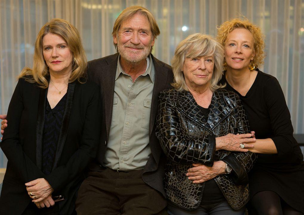 El mundo abandonado : Foto Barbara Sukowa, Katja Riemann, Margarethe von Trotta, Matthias Habich