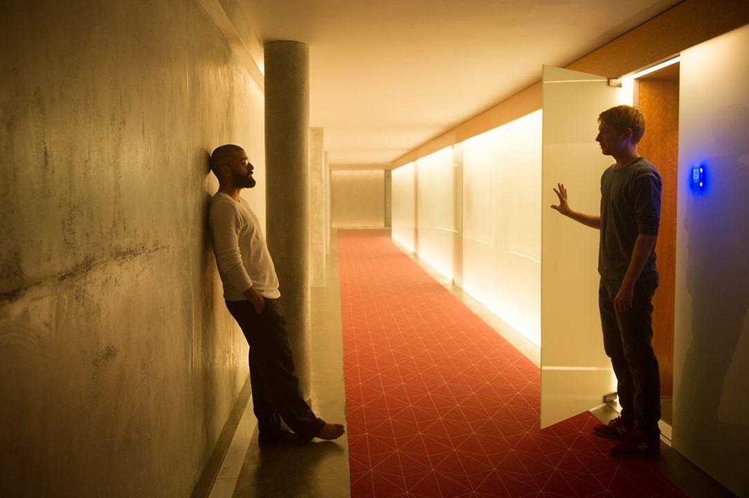 Ex Machina : Foto Domhnall Gleeson, Oscar Isaac
