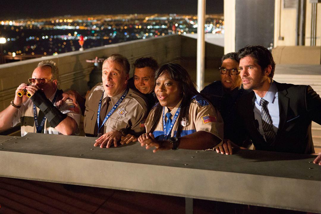Superpoli en Las Vegas : Foto Eduardo Verastegui, Gary Valentine, Loni Love, Nicholas Turturro, Shelly Desai