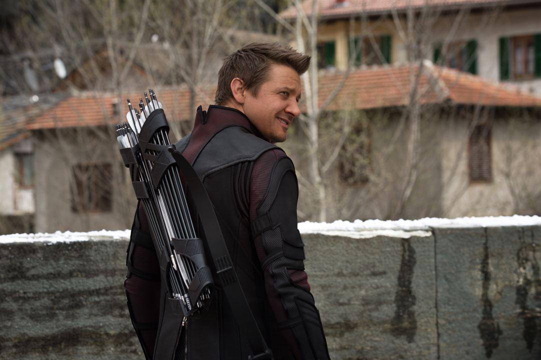 Vengadores: La era de Ultrón: Jeremy Renner