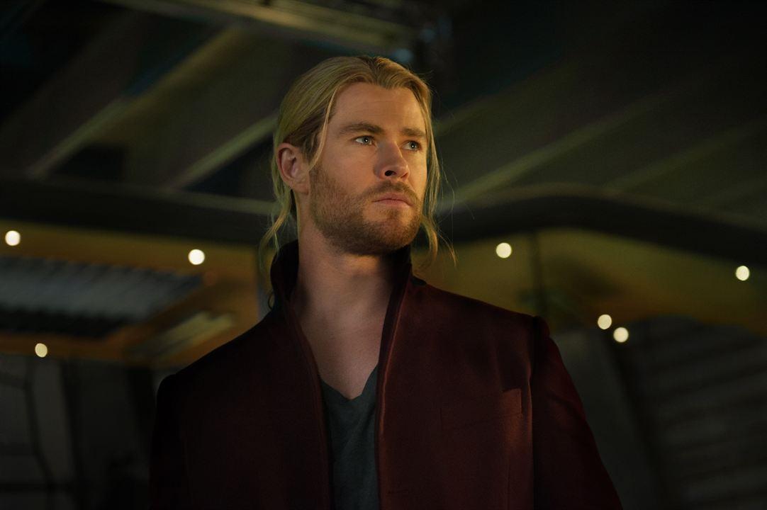 Vengadores: La era de Ultrón: Chris Hemsworth
