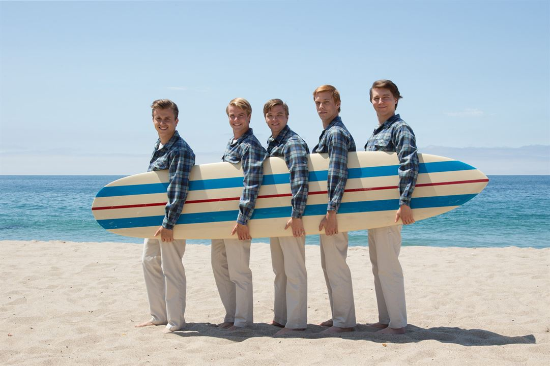 Love & Mercy: Graham Rogers, Jake Abel, Kenny Wormald, Brett Davern, Paul Dano