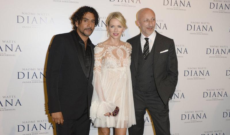 Diana: Naveen Andrews, Naomi Watts, Oliver Hirschbiegel