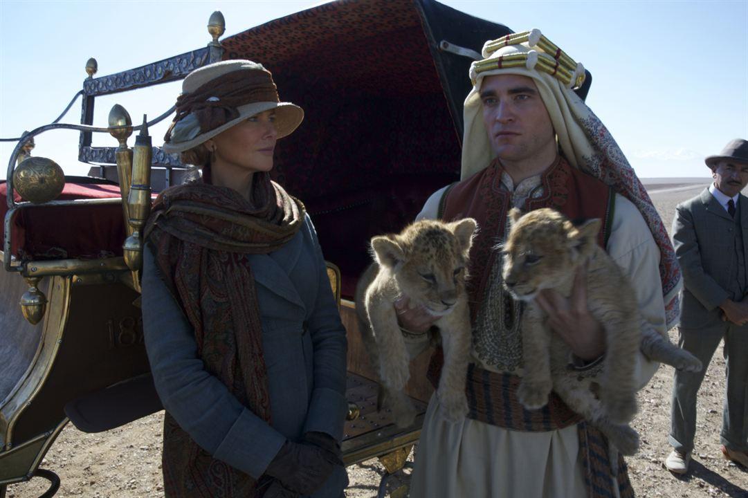 La reina del desierto : Foto Nicole Kidman, Robert Pattinson