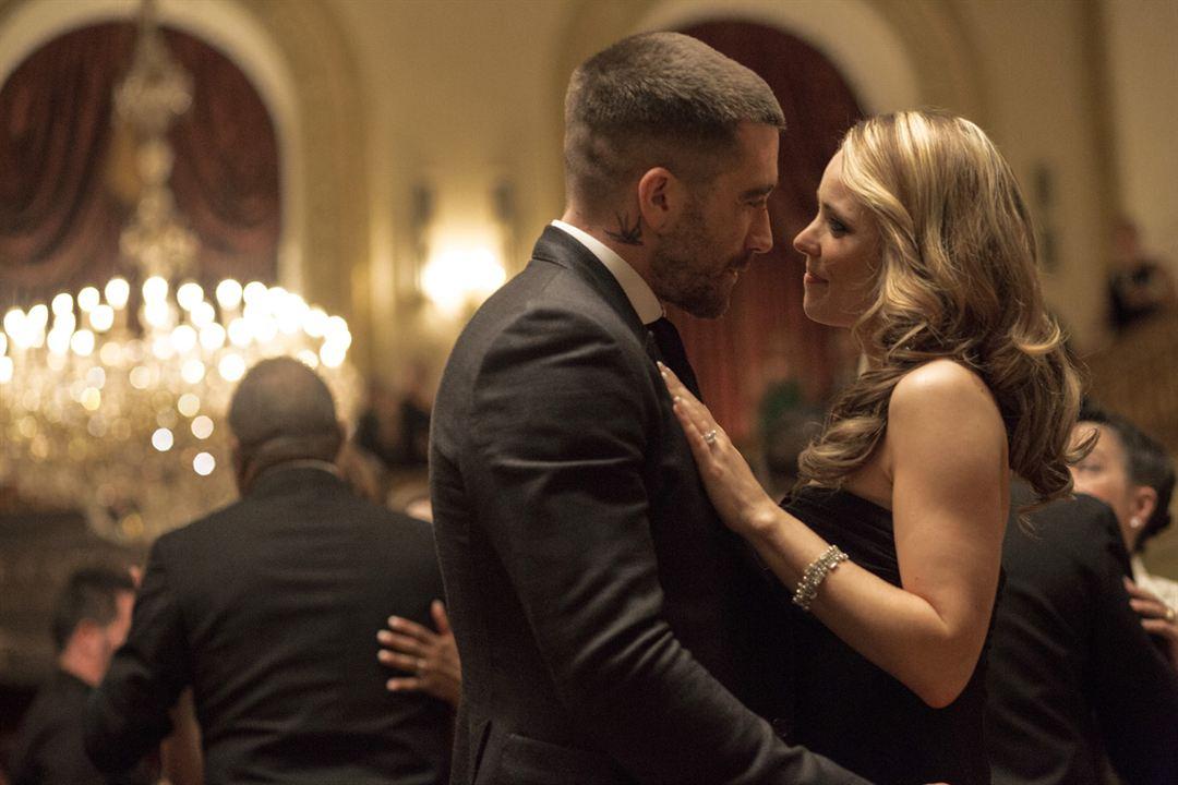 Redención: Jake Gyllenhaal, Rachel McAdams