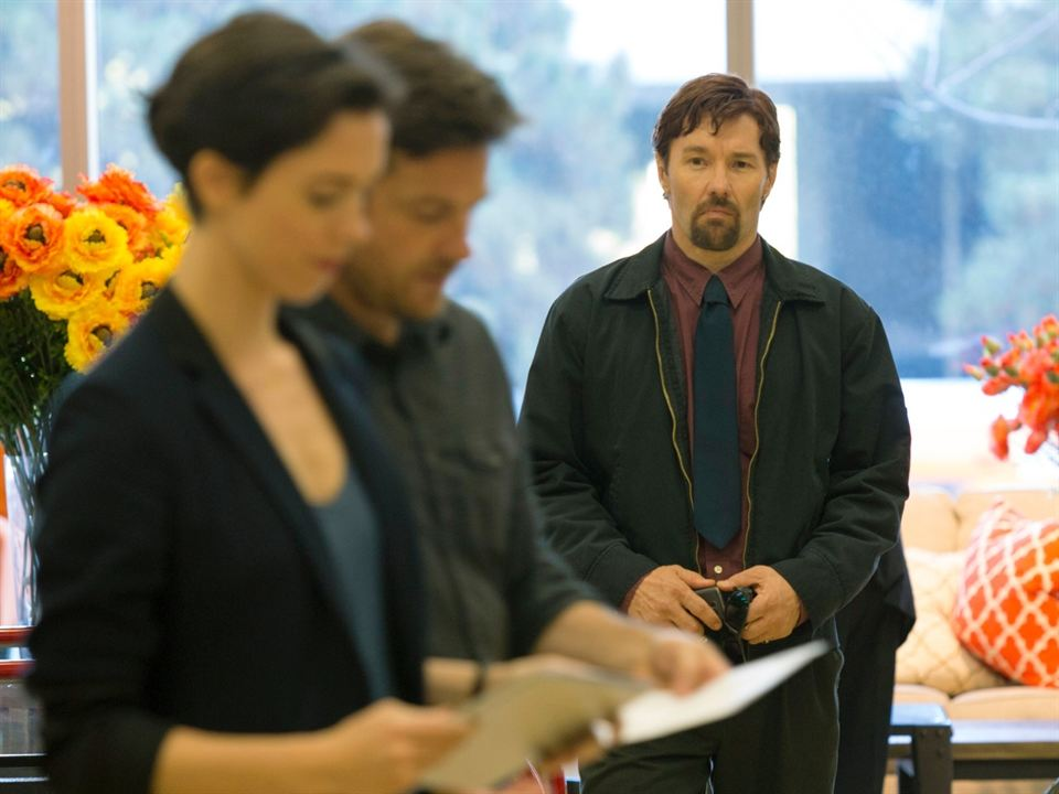 El regalo: Rebecca Hall, Jason Bateman, Joel Edgerton