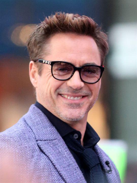 Vengadores: La era de Ultrón: Robert Downey Jr.