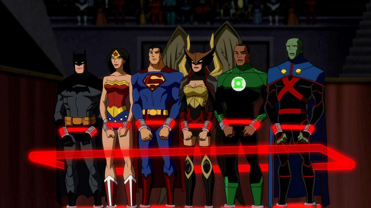 La Liga de la Justicia : Foto
