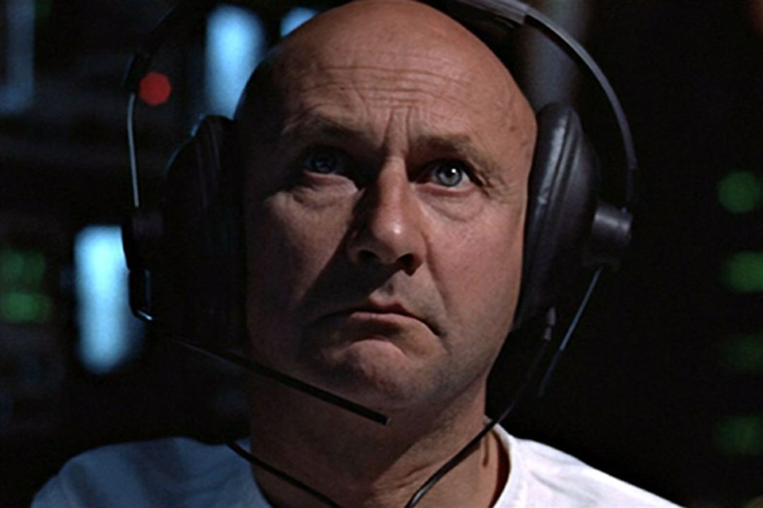 THX 1138: Donald Pleasence