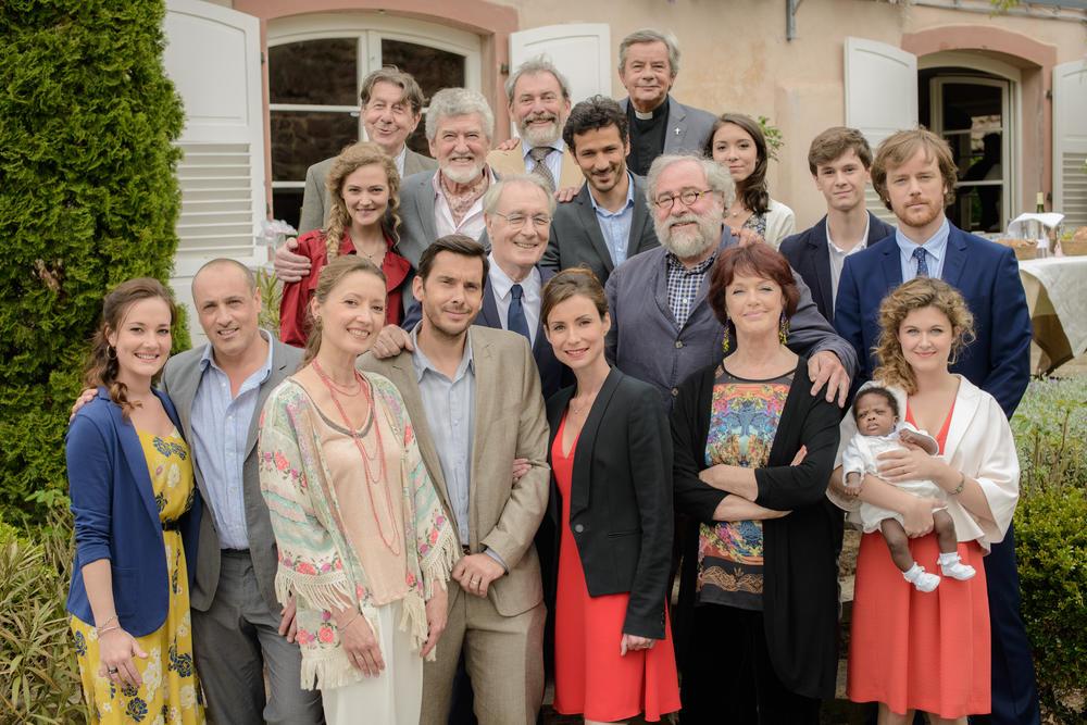 Foto Alexandre Thibault, Anny Duperey, Bernard Le Coq, Franck Capillery, Jennifer Lauret