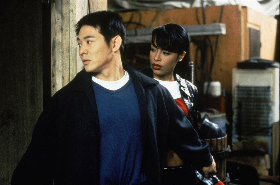 Romeo debe morir : Foto Aaliyah, Jet Li