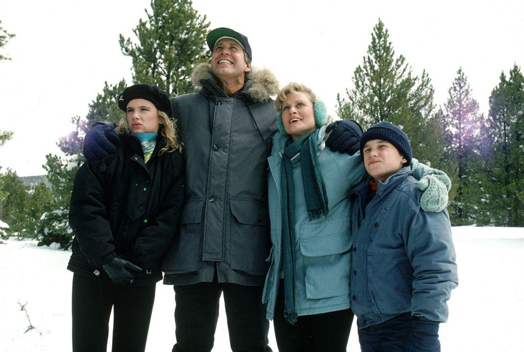 ¡Socorro, ya es Navidad! : Foto Beverly D'Angelo, Chevy Chase, Johnny Galecki, Juliette Lewis
