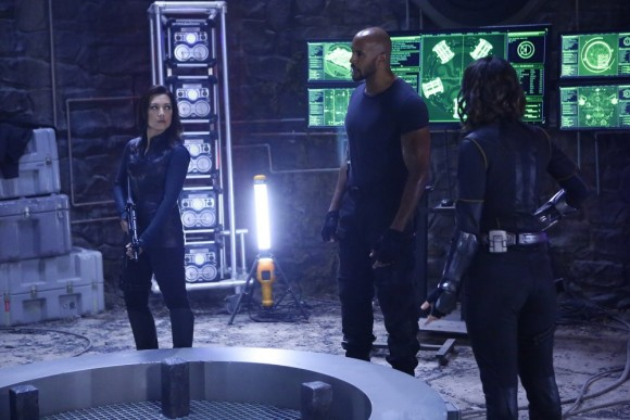 Cartel Henry Simmons, Ming-Na Wen