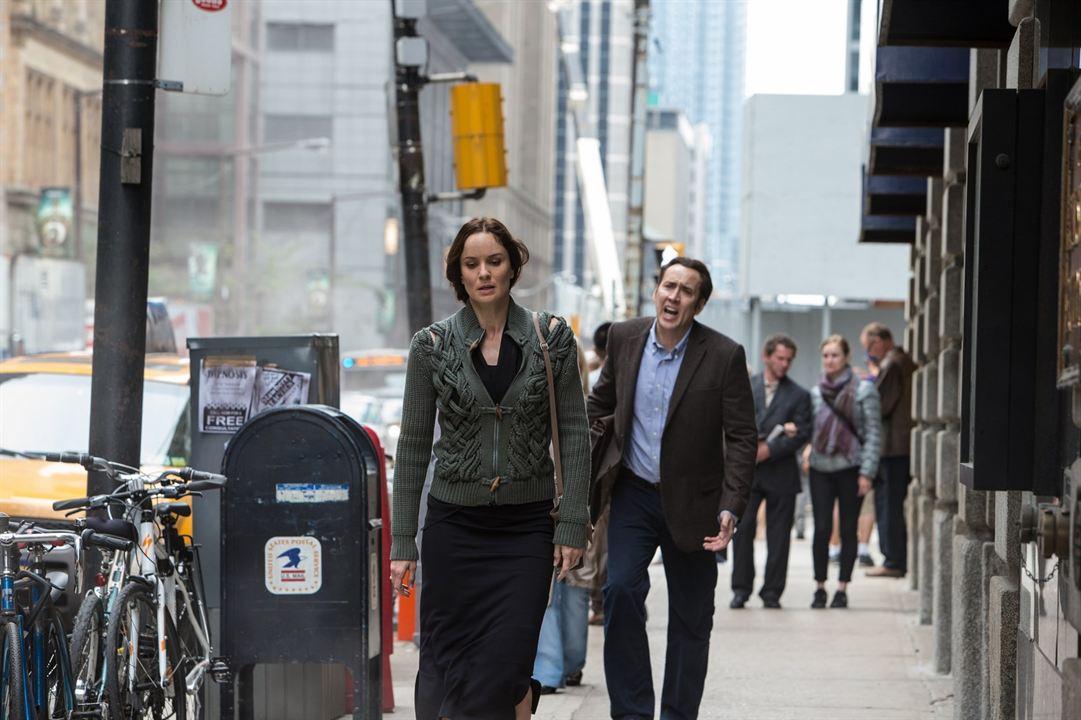 Pay The Ghost (La noche de los desaparecidos): Sarah Wayne Callies, Nicolas Cage