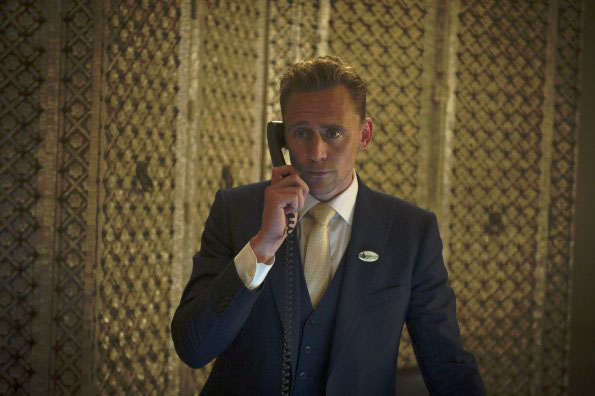 Foto Tom Hiddleston