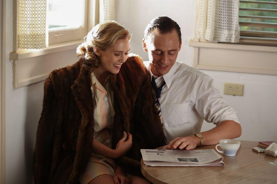 Hank Williams, una voz a la deriva : Foto Elizabeth Olsen, Tom Hiddleston