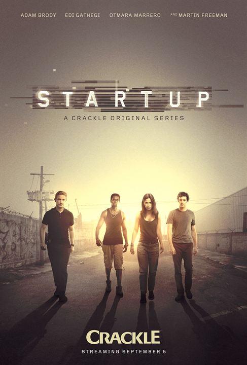 StartUp : Cartel