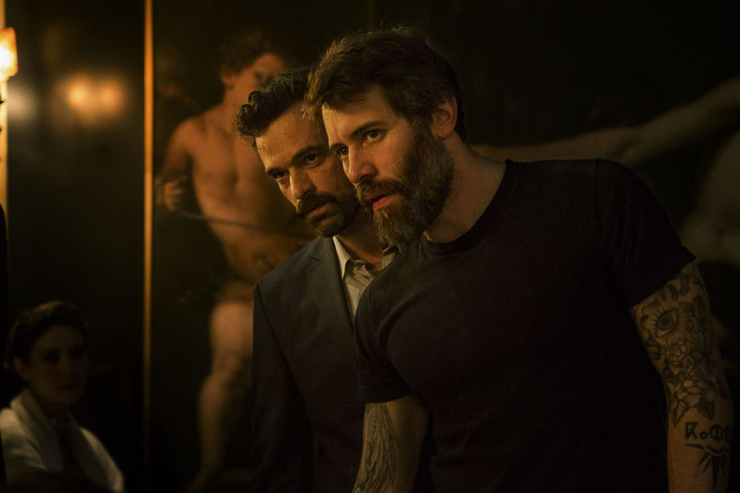 Iris: Romain Duris, Jalil Lespert