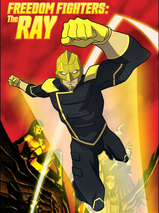 DC's Freedom Fighters: The Ray : Cartel