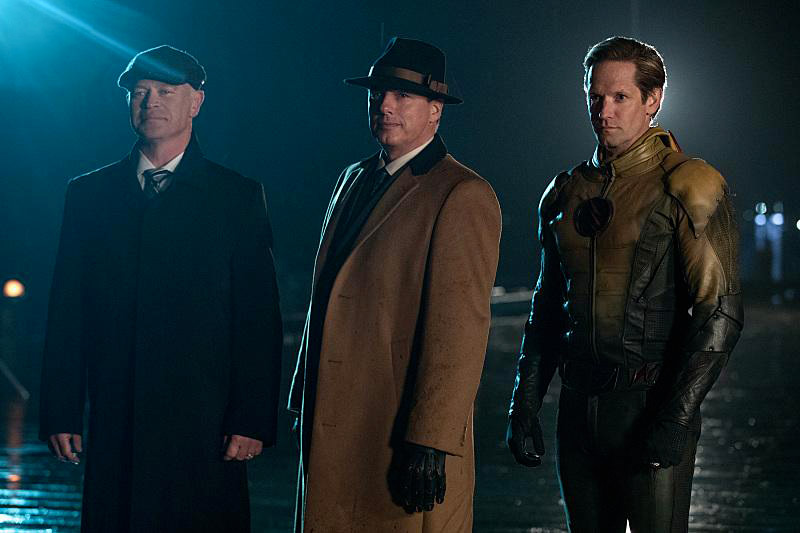 Foto John Barrowman, Matt Letscher, Neal McDonough