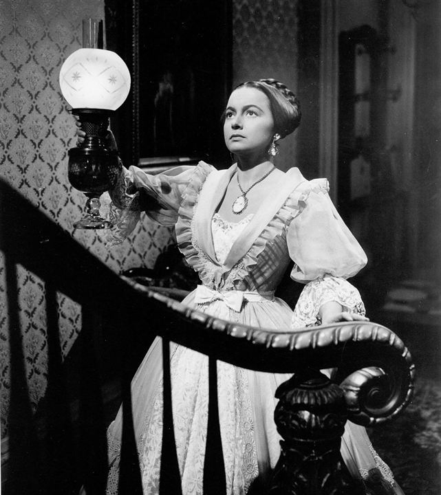 La heredera : Foto Olivia de Havilland