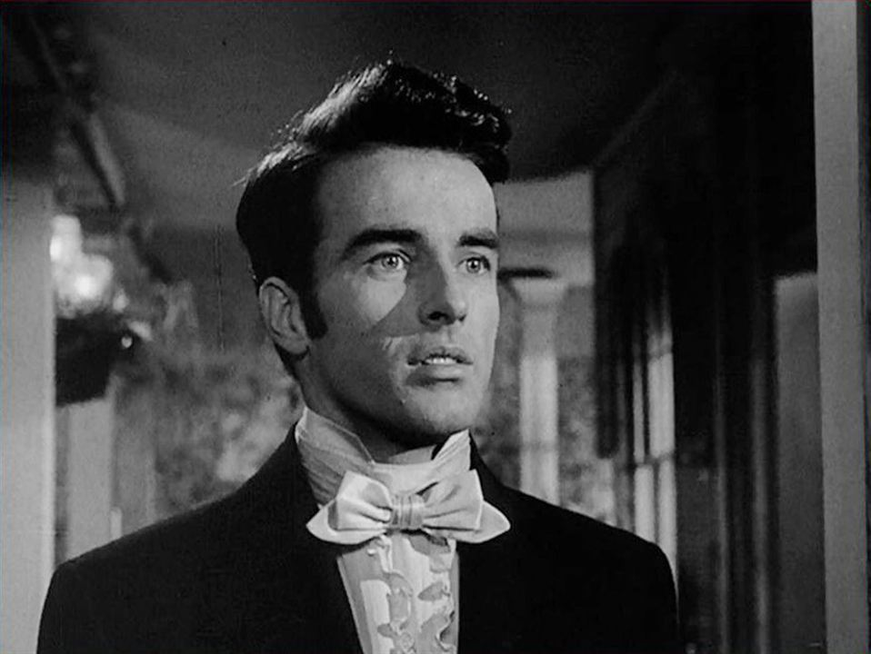 La heredera: Montgomery Clift