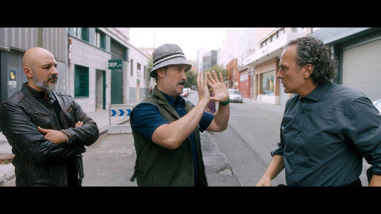 Es por tu bien: Roberto Álamo, Javier Cámara, José Coronado