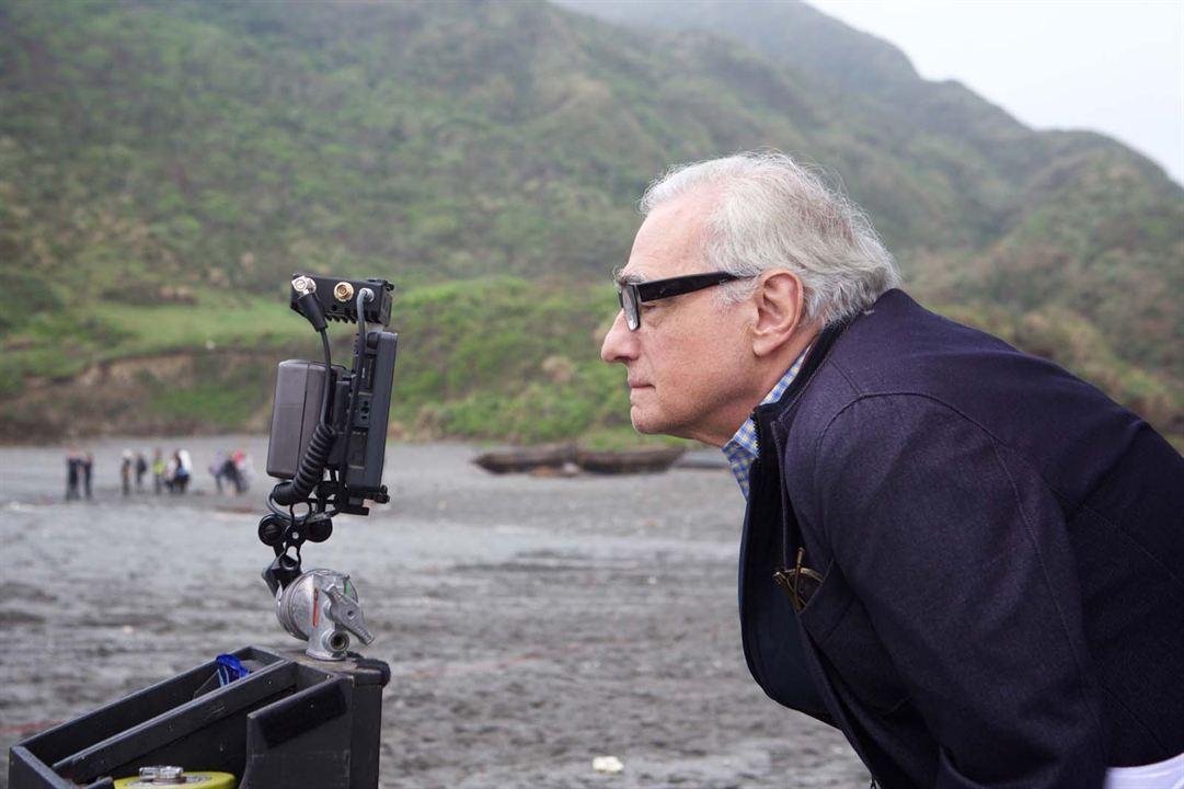 Silencio : Foto Martin Scorsese