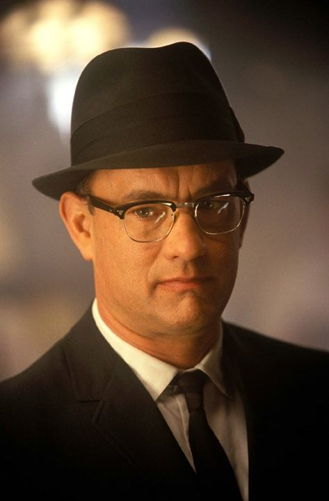 Atrápame si puedes: Tom Hanks