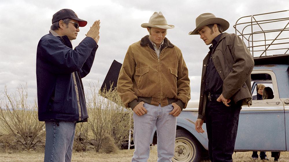 Brokeback Mountain. En terreno vedado : Foto Ang Lee, Heath Ledger, Jake Gyllenhaal