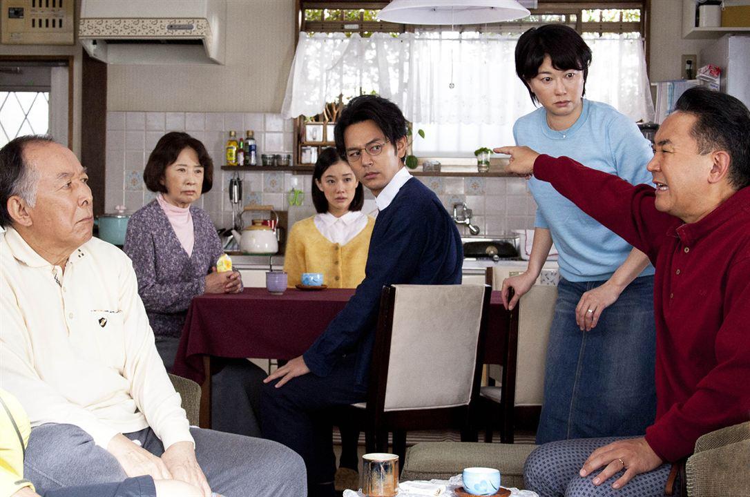 Maravillosa familia de Tokio : Foto Isao Hashizume, Kazuko Yoshiyuki, Satoshi Tsumabuki, Yû Aoi