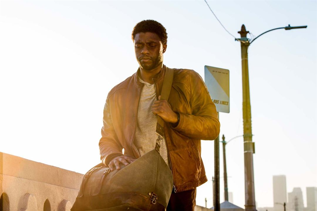 Message from the King: Chadwick Boseman