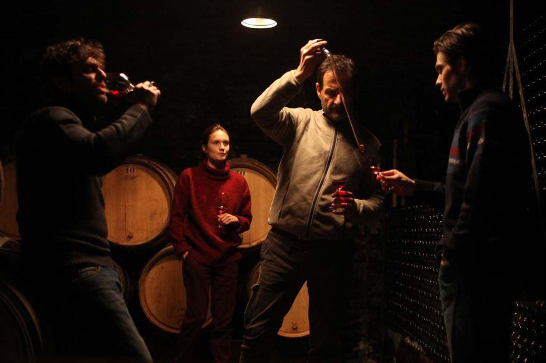 Nuestra vida en la Borgoña : Foto Ana Girardot, François Civil, Jean-Marc Roulot, Pio Marmai