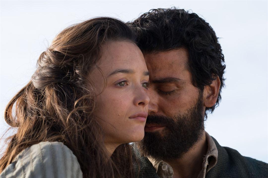 La promesa : Foto Charlotte Le Bon, Oscar Isaac