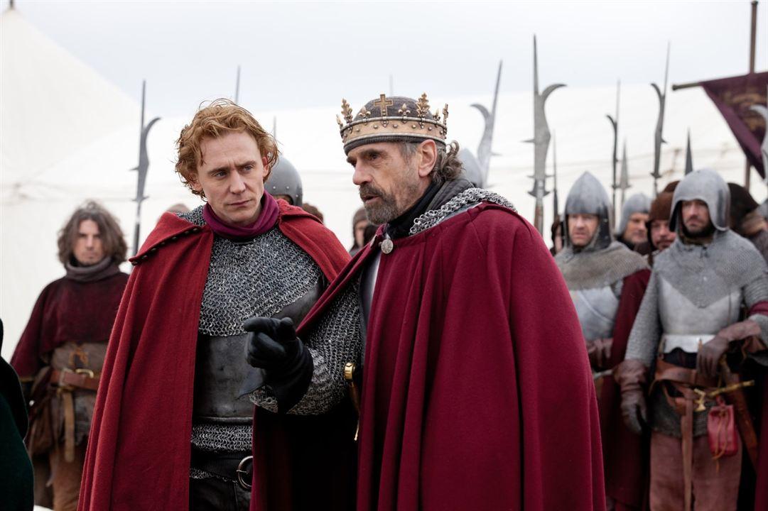 Henry IV, Part 1 : Foto Jeremy Irons, Tom Hiddleston