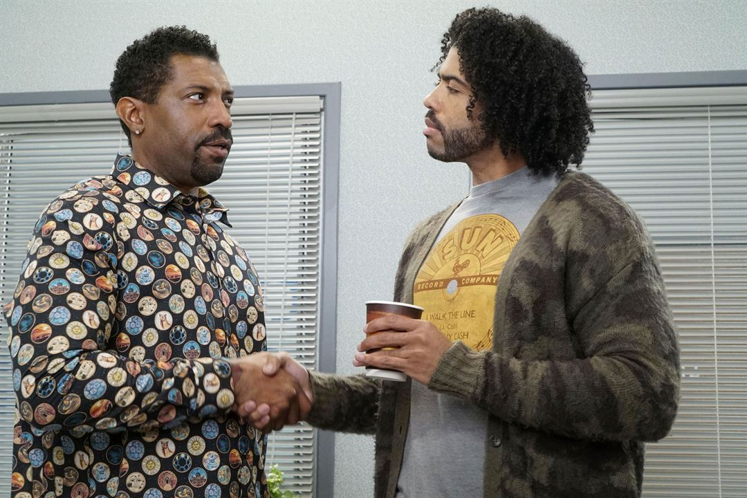 Foto Daveed Diggs, Deon Cole