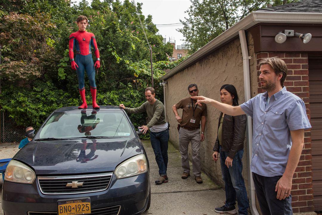 Spider-Man: Homecoming : Foto Jon Watts, Tom Holland