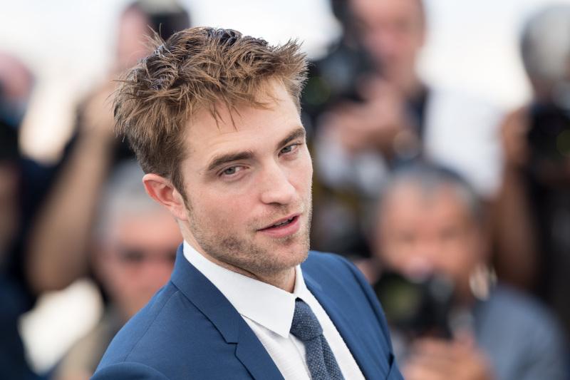 Good Time : Couverture magazine Robert Pattinson
