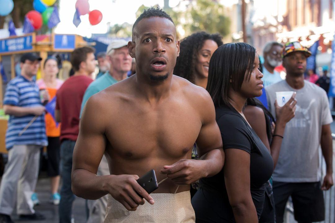 Desnudo: Marlon Wayans