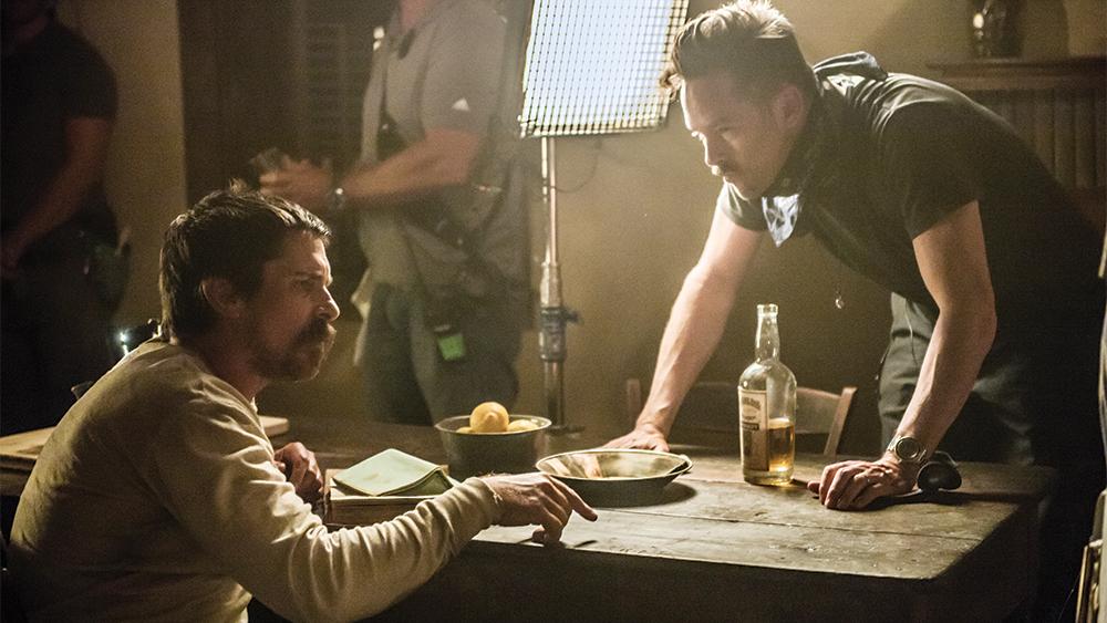 Hostiles : Foto Christian Bale, Scott Cooper