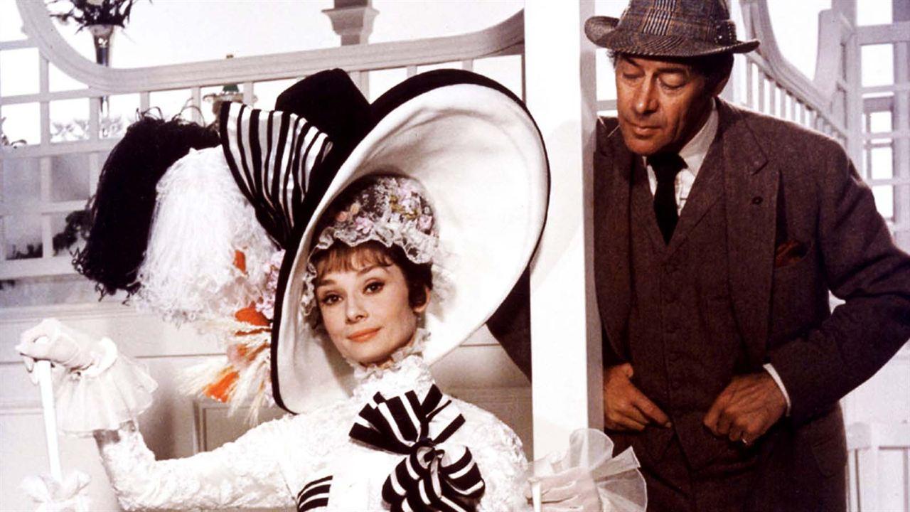 My Fair Lady (Mi Bella Dama): Audrey Hepburn