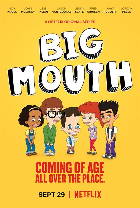 Big Mouth : Cartel