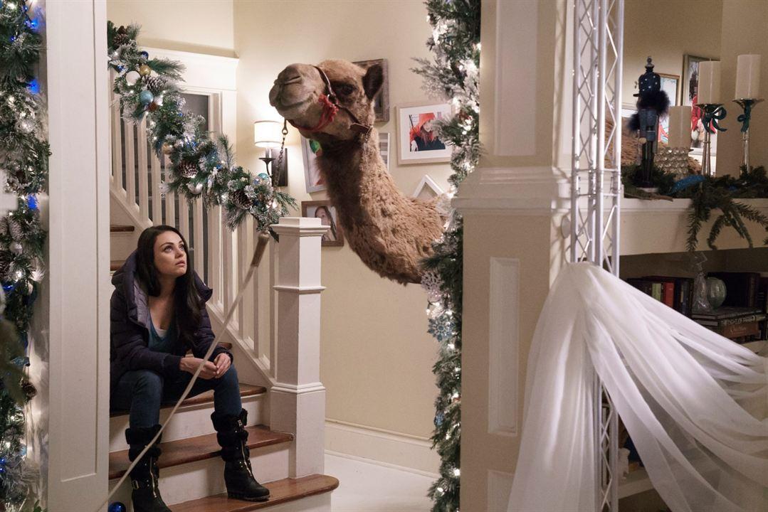 El gran desmadre (Malas madres 2): Mila Kunis