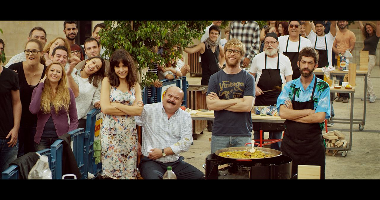 Paella Today: Pablo Rivero, Olga Alamán, Pau Gregori