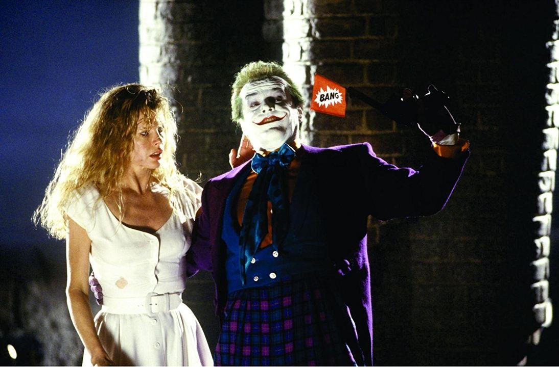 Batman: Kim Basinger, Jack Nicholson