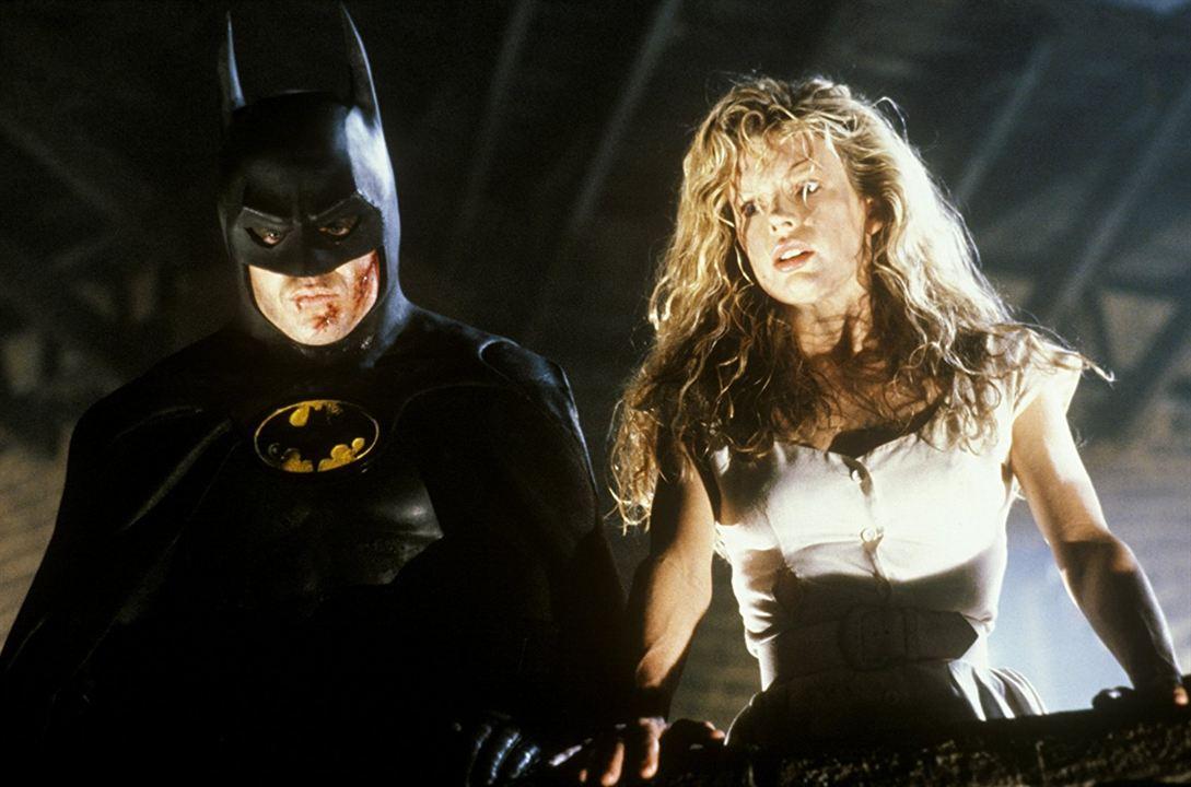 Batman: Michael Keaton, Kim Basinger