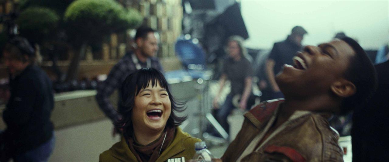 Star Wars: Los últimos Jedi: Kelly Marie Tran
