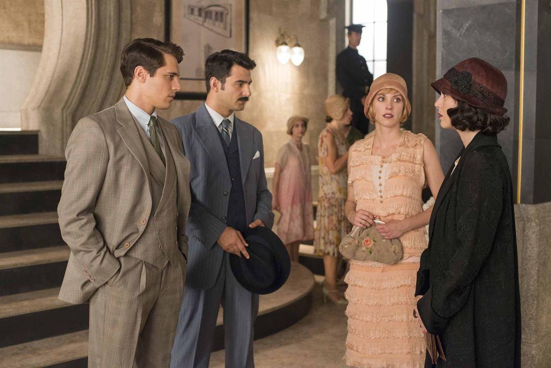 Foto Antonio Velázquez, Blanca Suárez, Maggie Civantos, Martiño Rivas